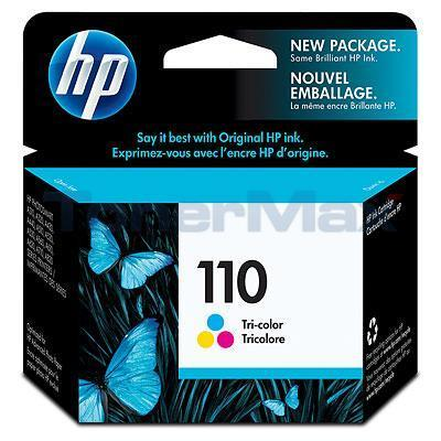 HP NO 110 INK TRI-COLOR